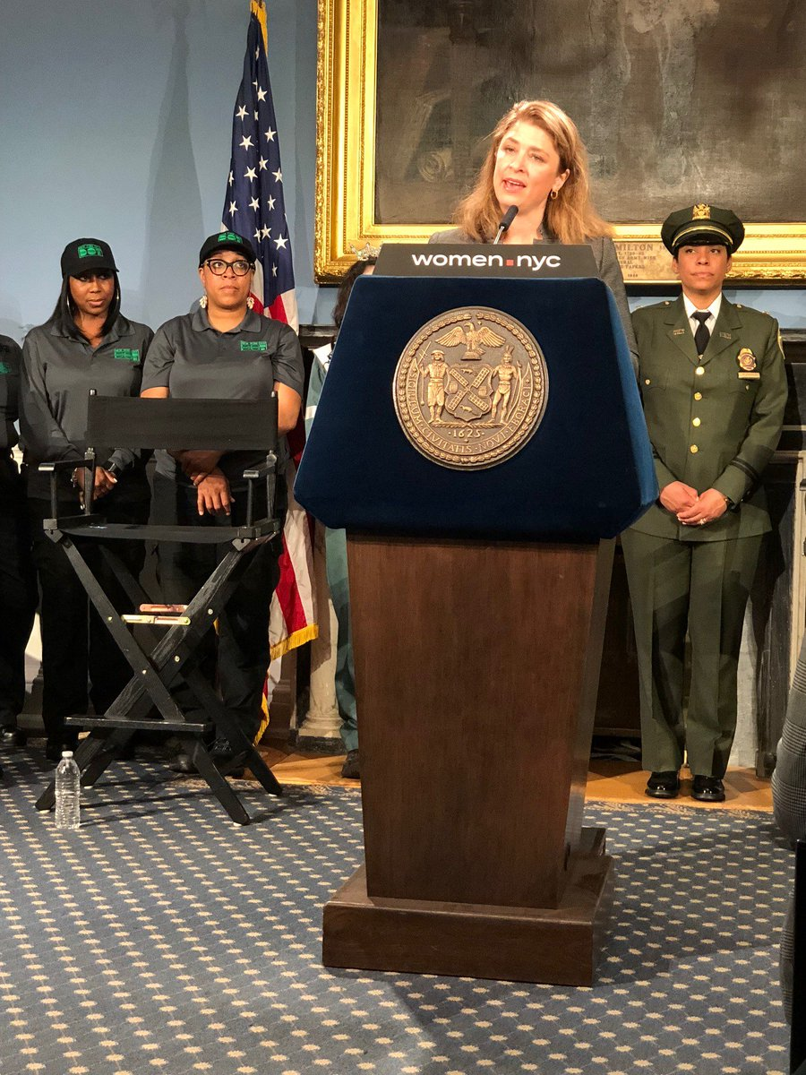 We've launched  http:// Women.NYC  &nbsp;   : the City's first-ever one-stop shop for women to find all the resources they need to succeed. #NYCPowerMove <br>http://pic.twitter.com/QHtUpTKvNb