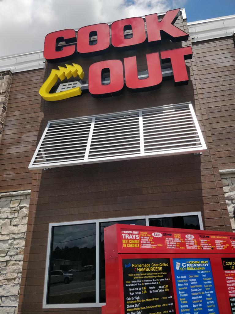 Cookout Wickler ga