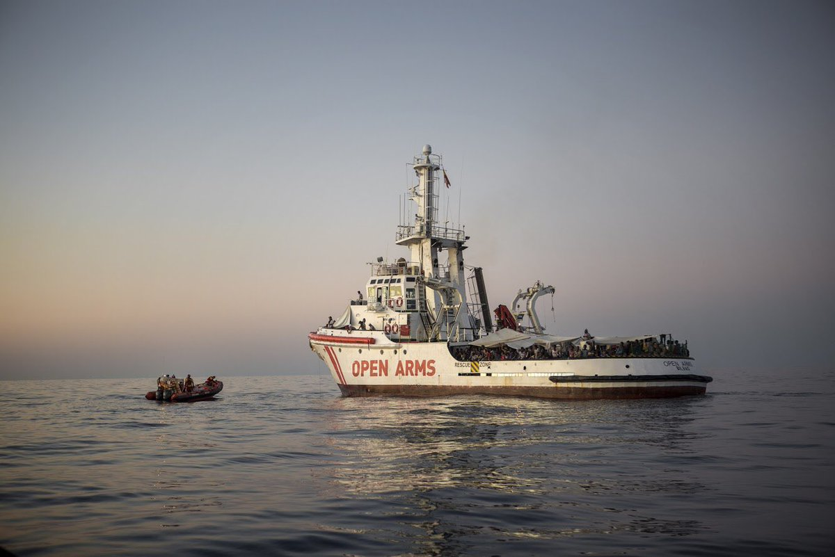 PROACTIVA OPEN ARMS's photo on Tribunal