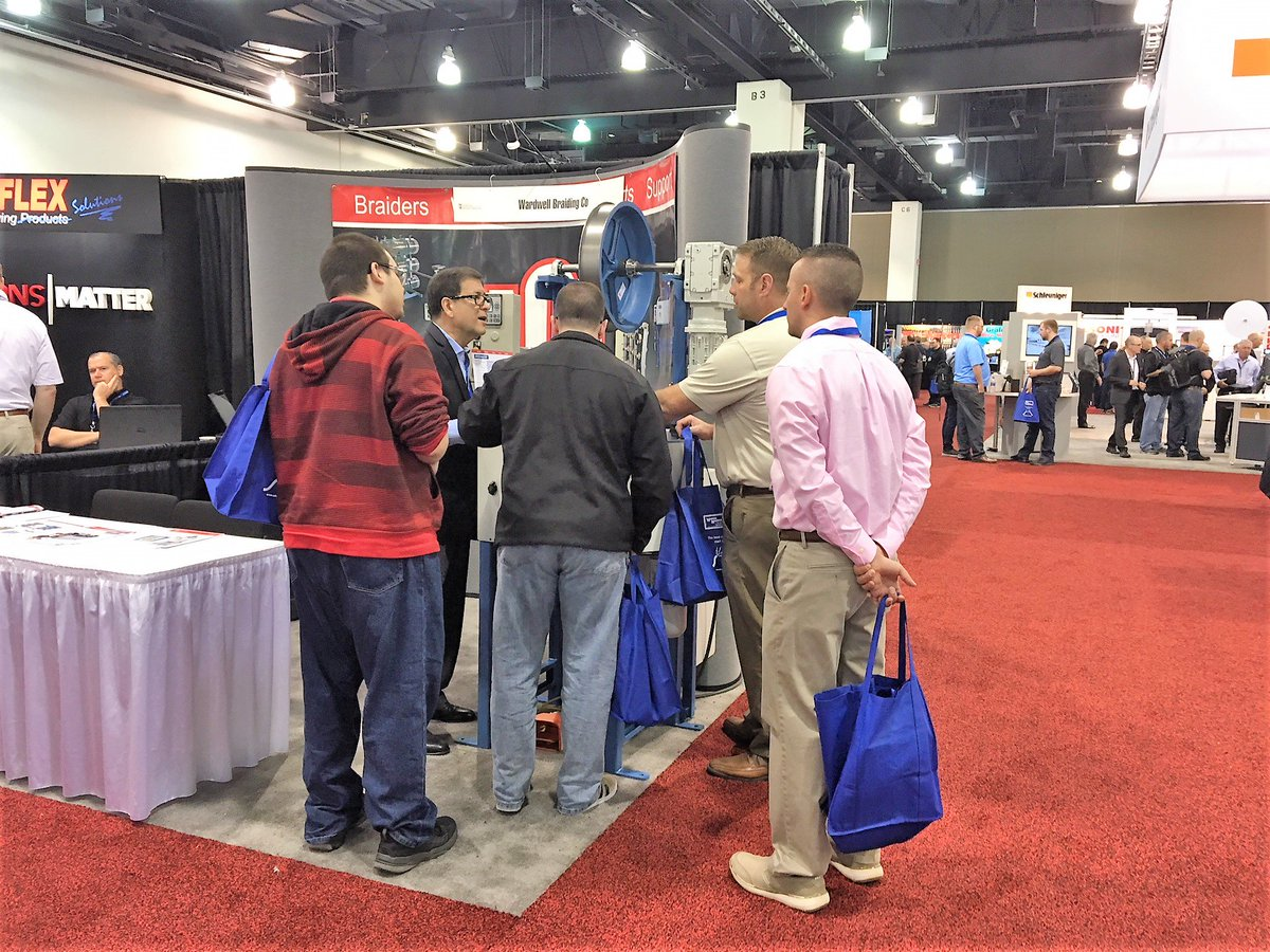 Ewpte2018 Hashtag On Twitter Wire Harness Expo Last Week We Were At The Electrical Processing Technology Had A Very Successful Show Wiringnews Ewpte18