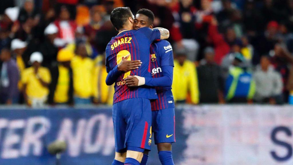 �� 63' Som-hi Barça! (0-2) ���� #SundownsBarça https://t.co/MsvrsAEc58