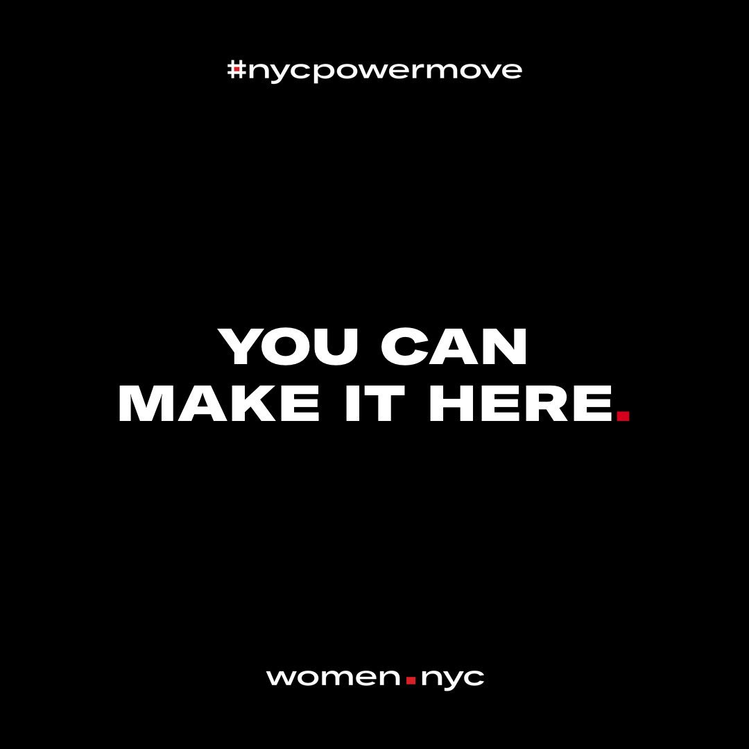 Proud to partner with the City of New York on the launch of  http:// women.nyc  &nbsp;   a new resource dedicated to making NYC the best place for women to succeed #nycpowermove @AliciaGlen @TechNYC @FirstMarkCap<br>http://pic.twitter.com/gyqSNJSDat