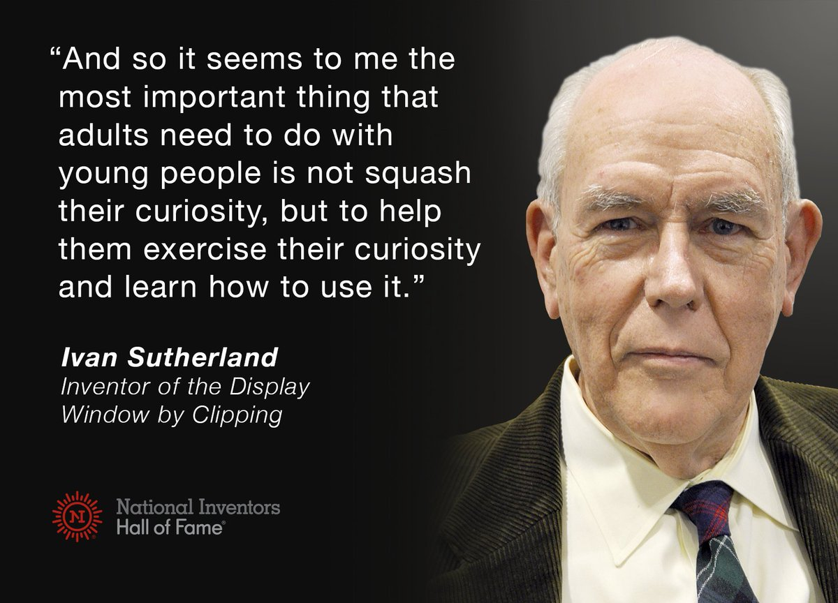 a biography of ivan sutherland Biography sutherland earned his bachelor's degree in electrical engineering from the carnegie institute of technology (now carnegie mellon university), his master's degree from caltech, and his phd from mit in eecs in 1963.