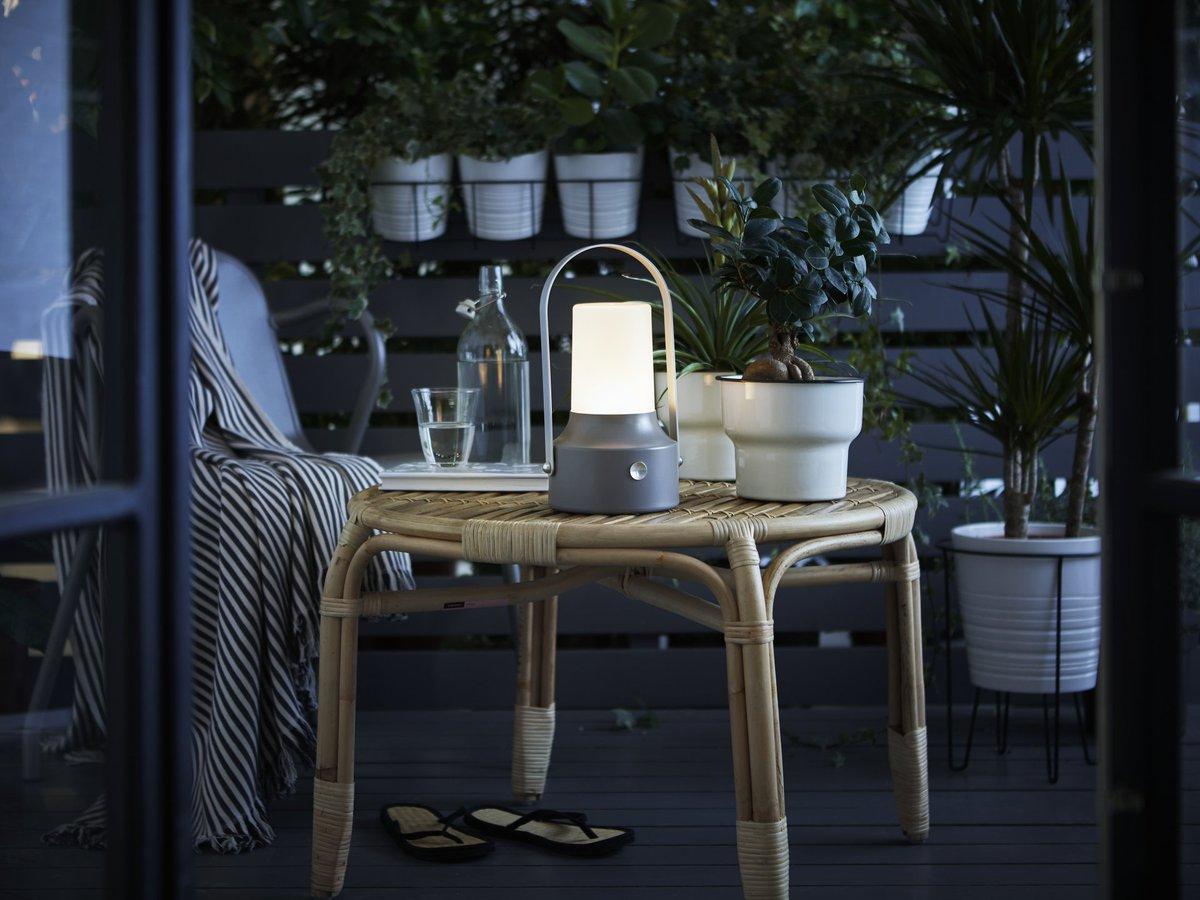 """Tavolino Per Balcone Ikea ikea on twitter: """"voglia di relax? grazie al tavolino"""