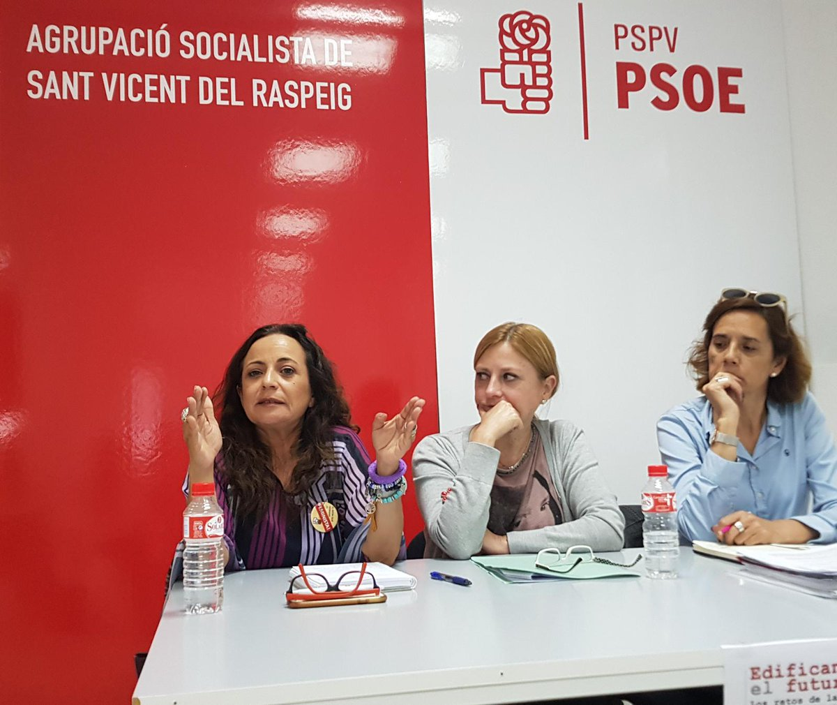 PSOE S.Vte Raspeig's photo on Vicente