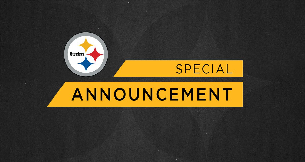 2844e363e43 Pittsburgh Steelers on Twitter: