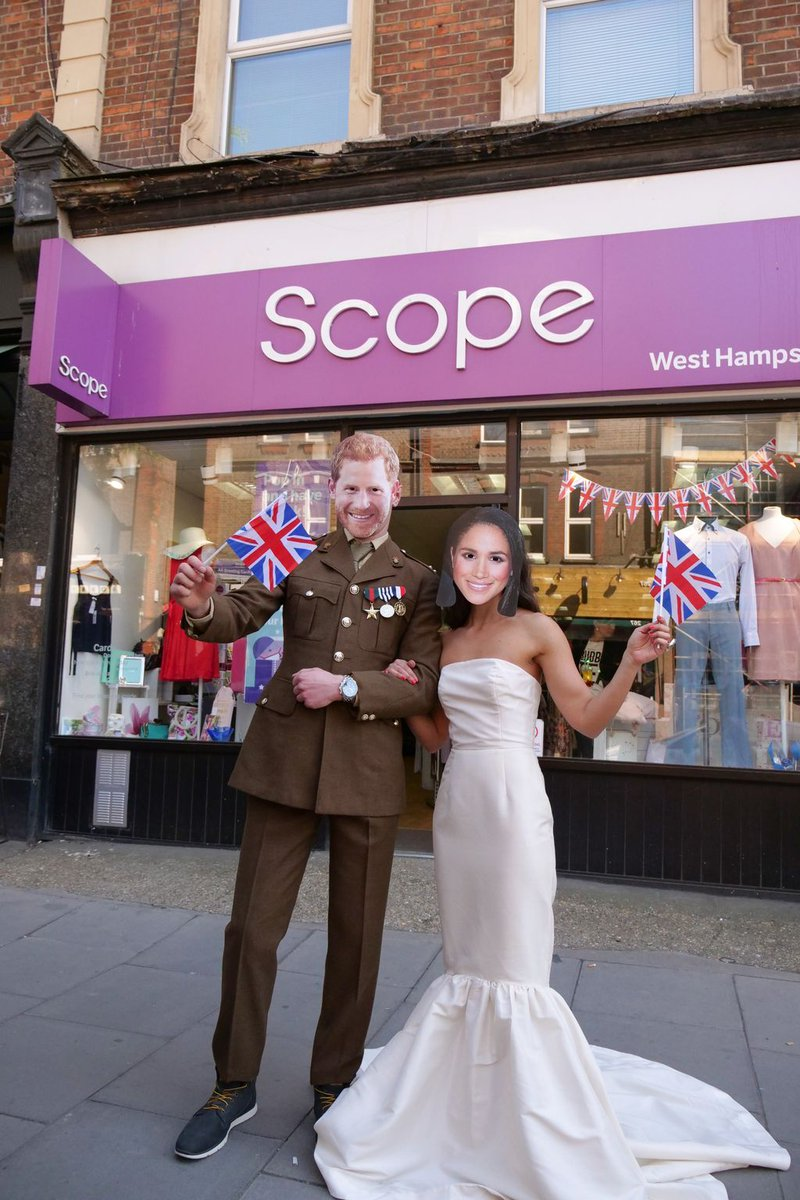 Scope On Twitter A Dress Fit For A Princess Whilst We Cant Say
