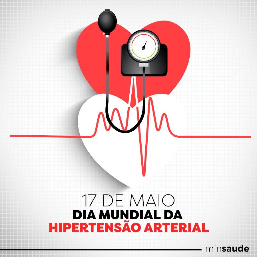 Um em cada quatro brasileiros possui diagnóstico médico de hipertensão arterial, a temida pressão alta, segundo dados da pesquisa Vigitel 2017. A hipertensão arterial é o principal fator de risco para desenvolvimento de doenças cardiovasculares.  Leia  https://t.co/xXJQWgXm8Q