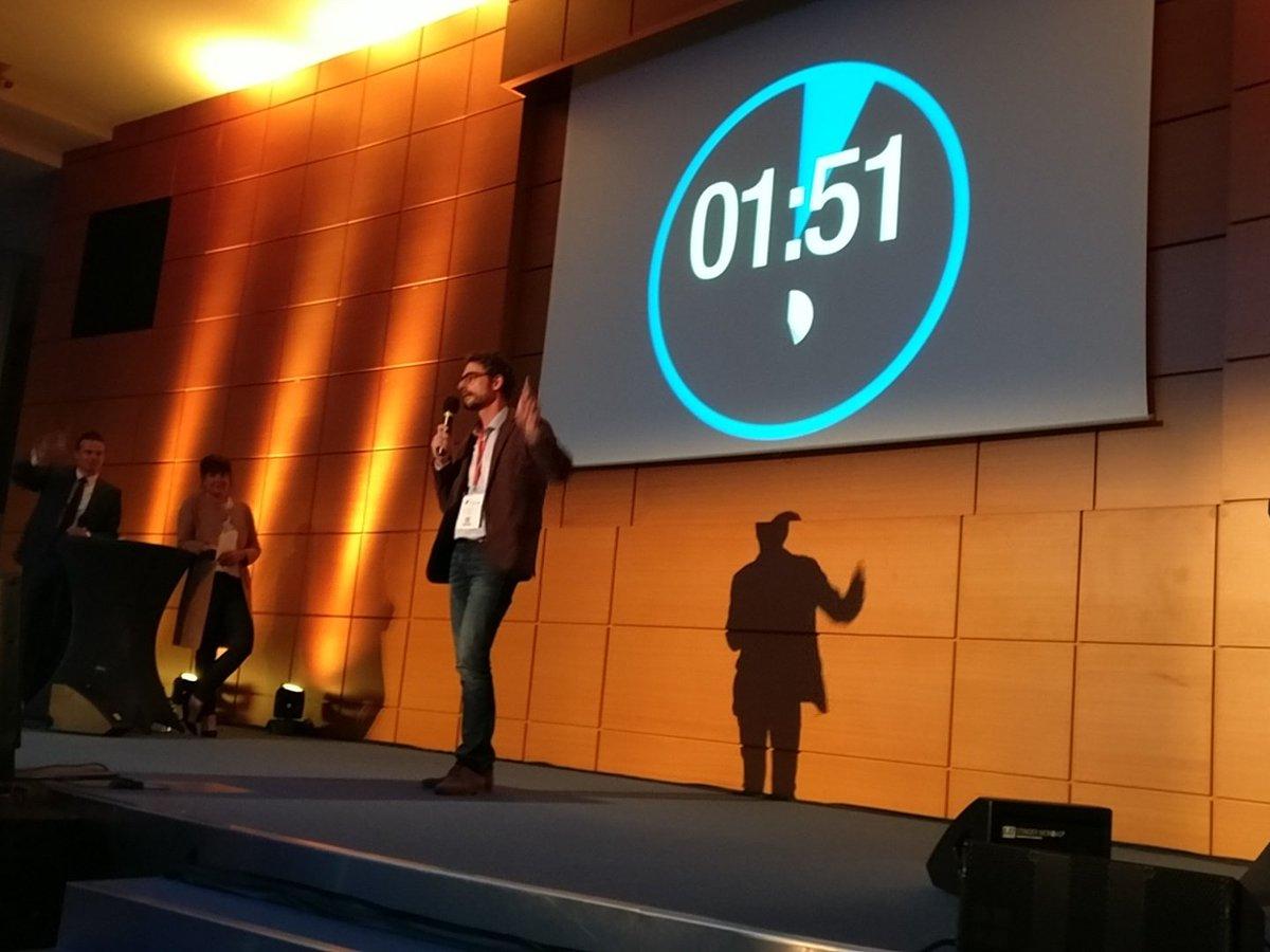 #trophees19 : pitch du projet #LePanierGaillard par Franck Nolorgues, lauréat de la #StartupBattleLim by @aliptic_  - FestivalFocus