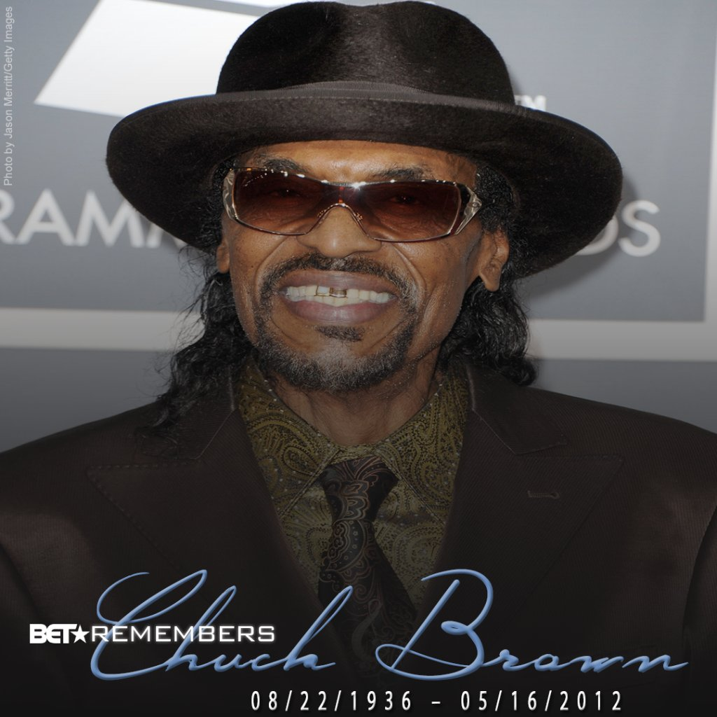 Today #BETRemembers the Godfather of Go-go, #ChuckBrown! https://t.co/gvgt1npLje