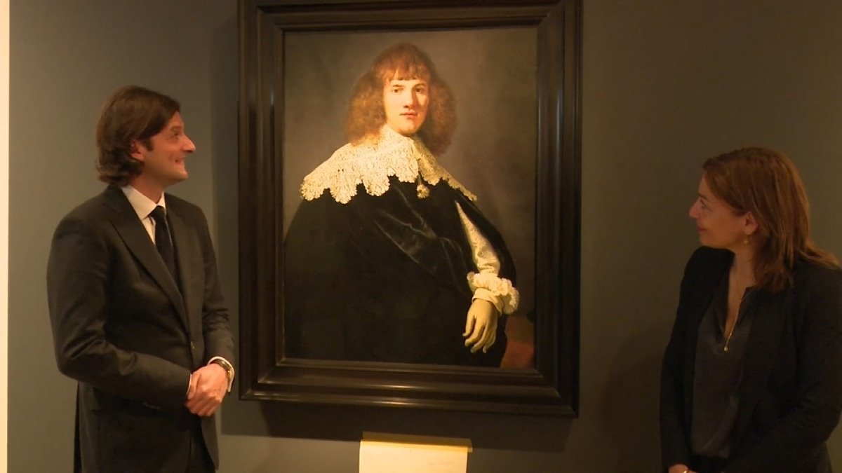 WATCH: First 'new' Rembrandt found in 44 years https://t.co/iCQI28i2gi Via @ReutersTV https://t.co/afcb3gJ0wS