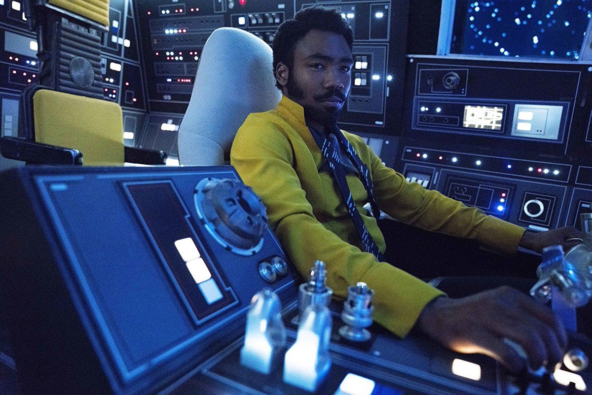 Shadow and Act's photo on Lando Calrissian