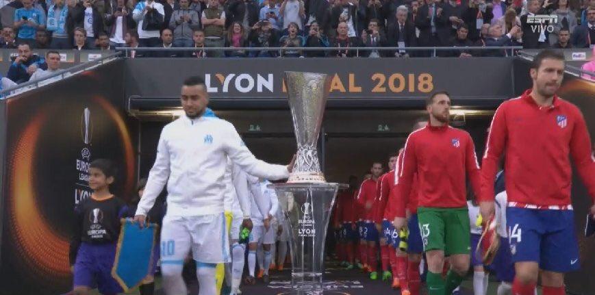 Payet toco la Europa League. https://t.co/sOMVGNowDQ