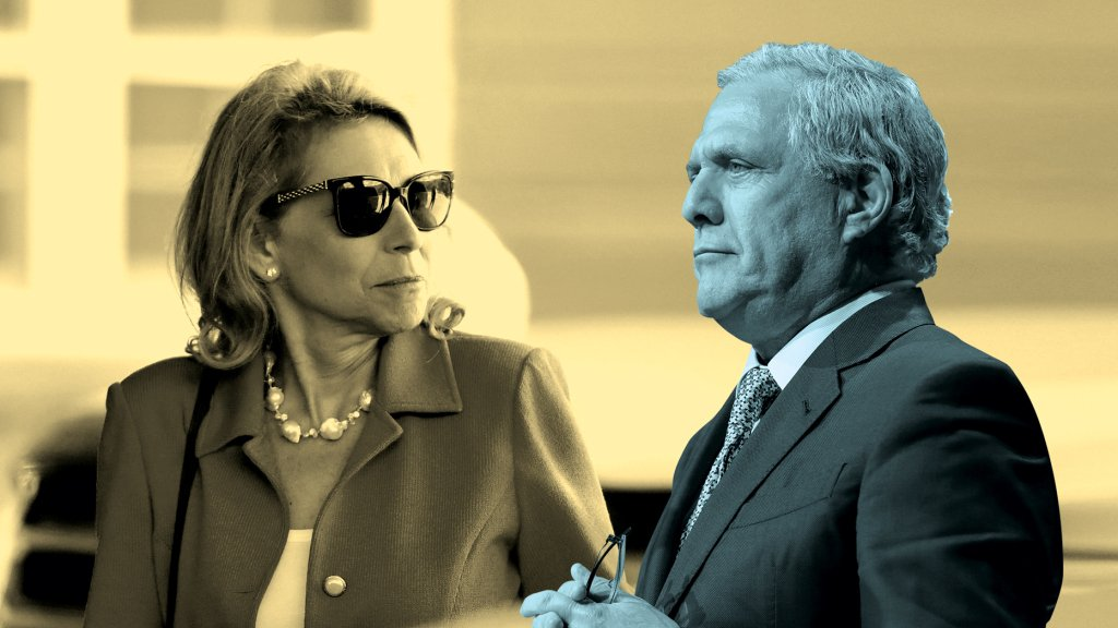 Shari Redstone changed CBS bylaws to prevent attempts to dilute her voting power https://t.co/msUlGyOPzL https://t.co/FNEHjWW1EY