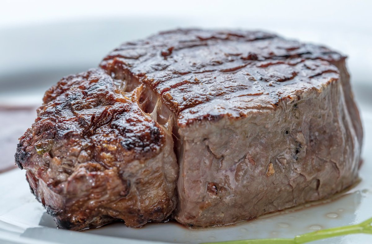 """Sure it's only halfway through the week but whoever said treating yourself was a bad thing? We'd like you to """"#meat"""" our classic #FiletMignon...how would you order it?  #benandjacks #steakhouse #steak #steaknight #meatlovers #steakmania #midtowneats #infatuationny #eaternypic.twitter.com/5OhHWlMhJt"""