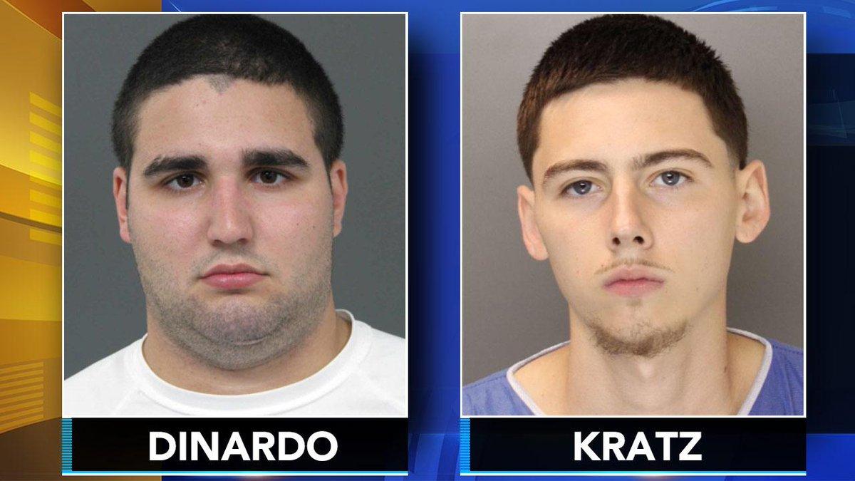 #BREAKING: Sean Kratz rejects plea deal in Bucks Co. murders after Cosmo DiNardo pleads guilty   https:// 6abc.cm/2Imn3Ef  &nbsp;  <br>http://pic.twitter.com/Mgi6DBJz4h