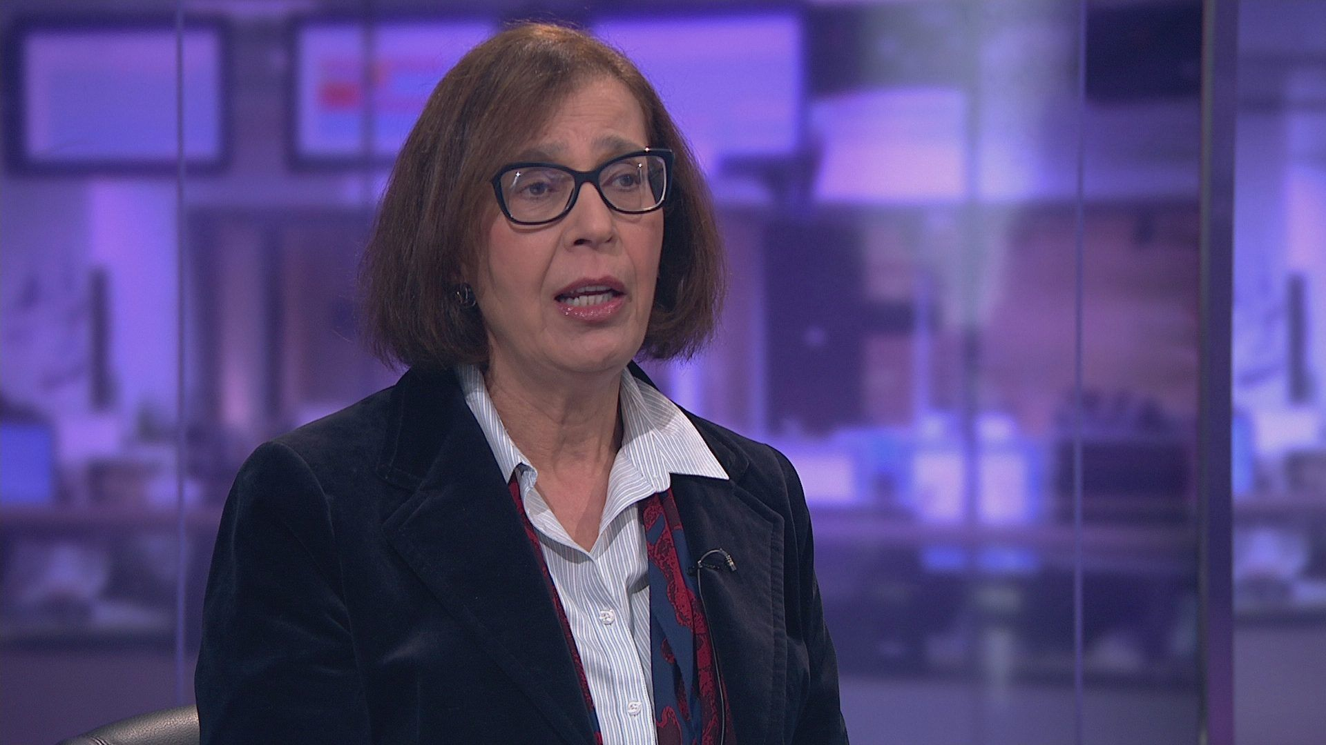 Palestinian analyst Nadia Hijab: 'Gaza is a cage that is worse than a British prison.' https://t.co/xp2Y6KmZyL https://t.co/A8ULSf4bCj