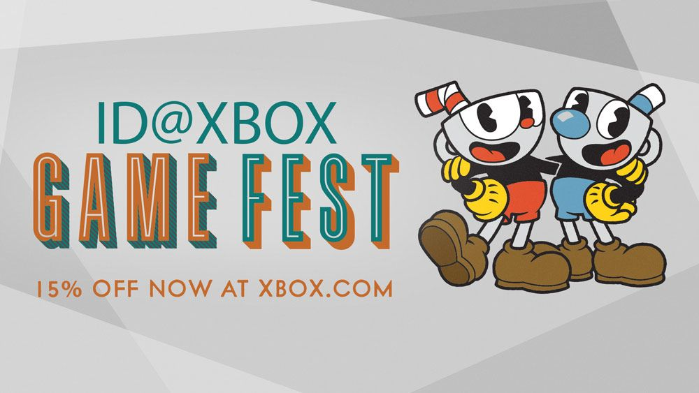 Make the most of Xbox's Game Fest. 15% off Cuphead and other great titles! buff.ly/2rNhiUW