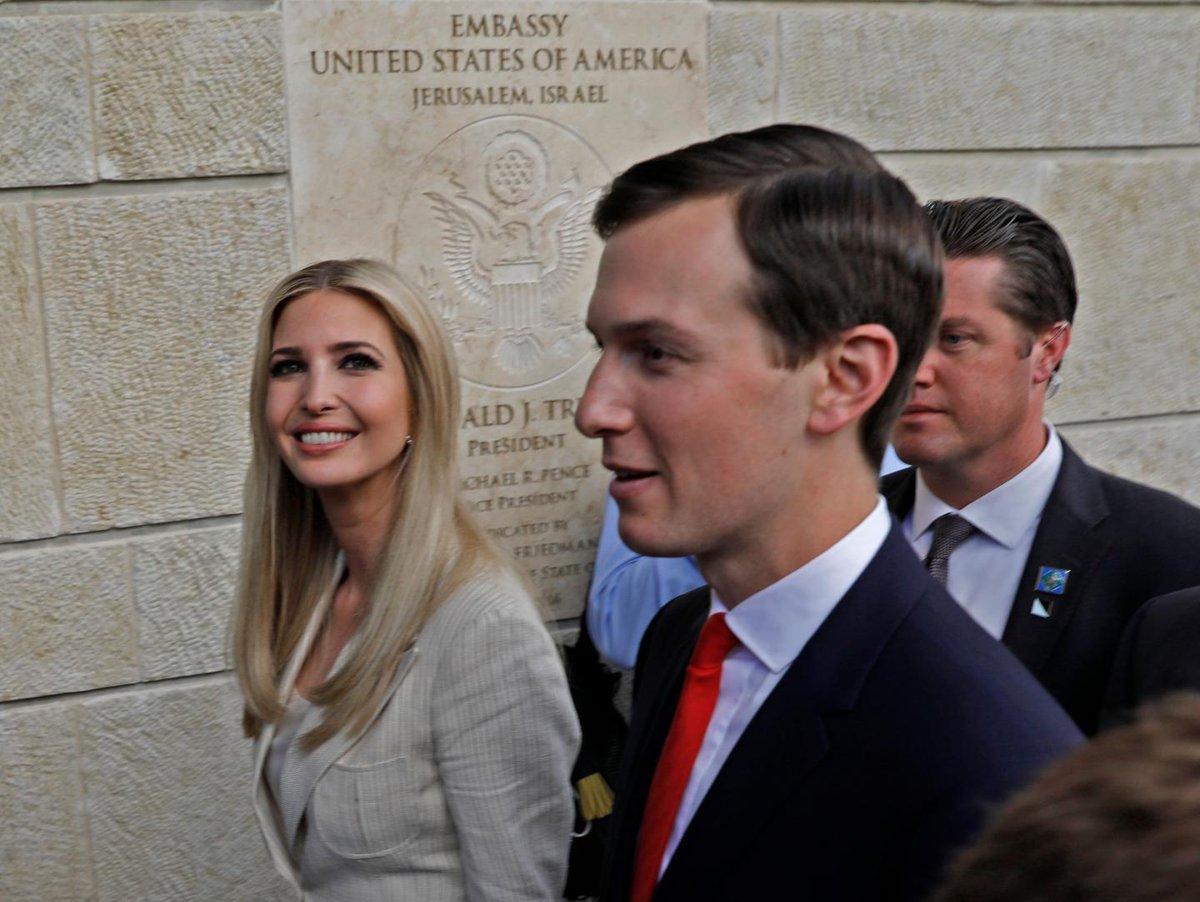 Newsweek's photo on Trump Tower