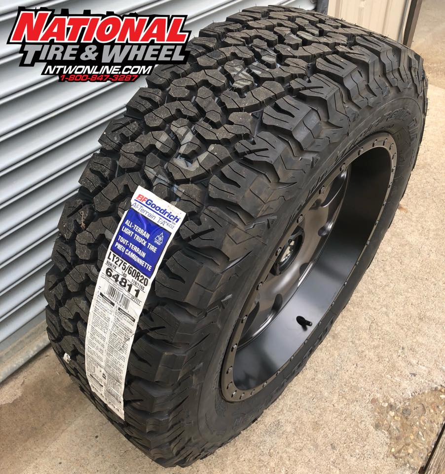 National Tire And Wheel >> National Tire Wheel On Twitter 20x9 Fuel Off Road Baja Mounted Up
