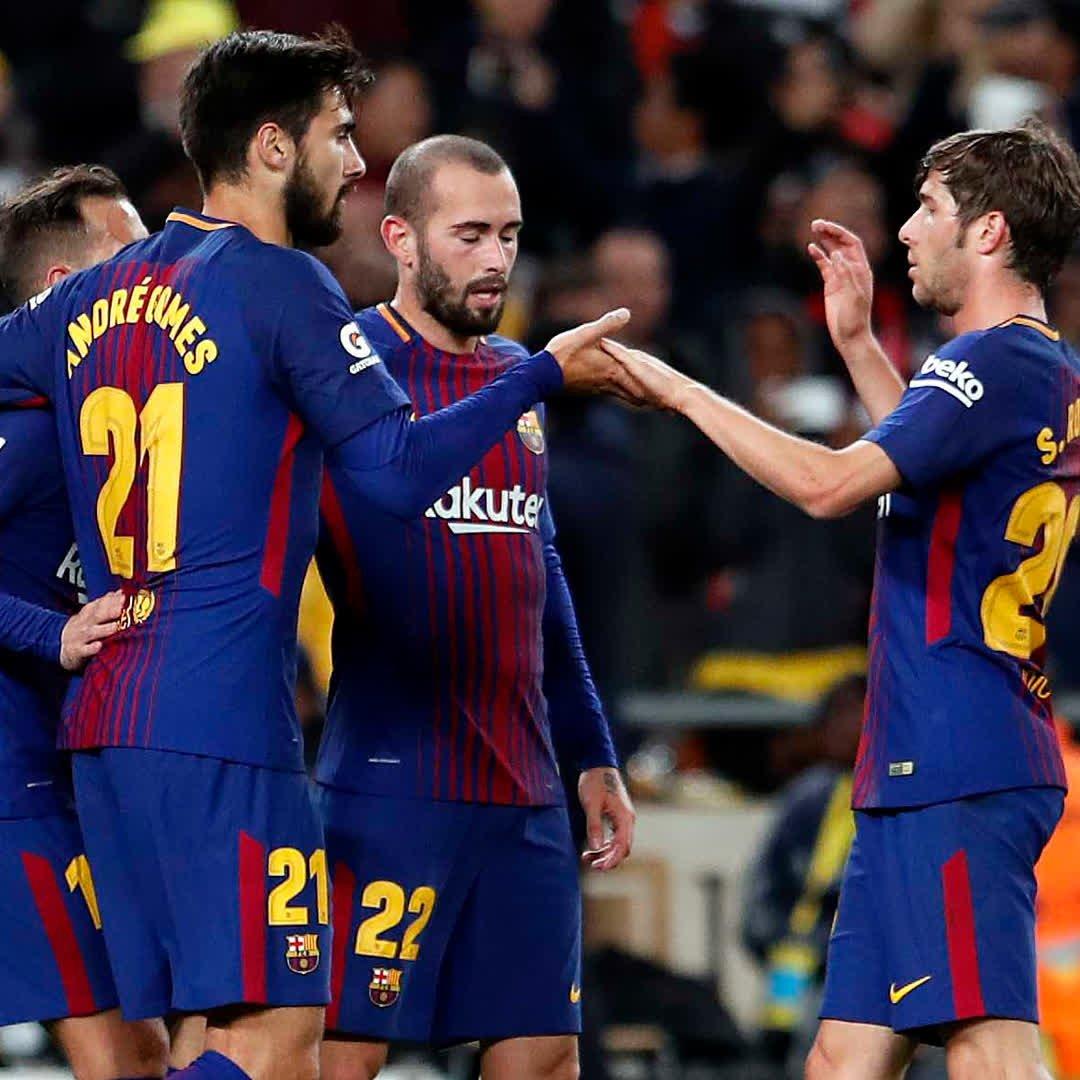 �� HIGHLIGHTS �� �� #SundownsBarça (1-3) ���� Força Barça! https://t.co/BT8Ynysw9k