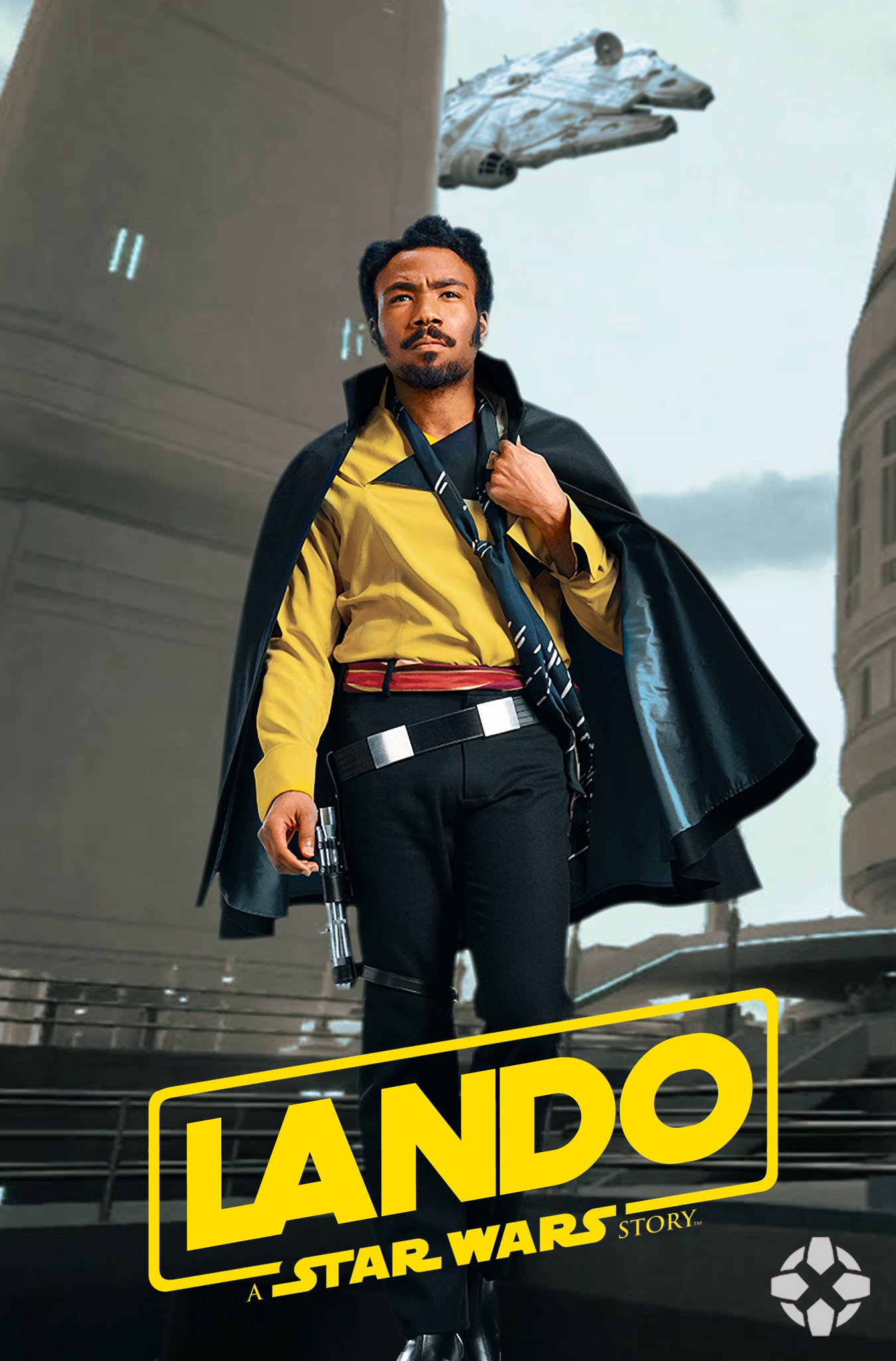 RT if you want a Lando spinoff Star Wars movie?! https://t.co/A8XVSt9Faj