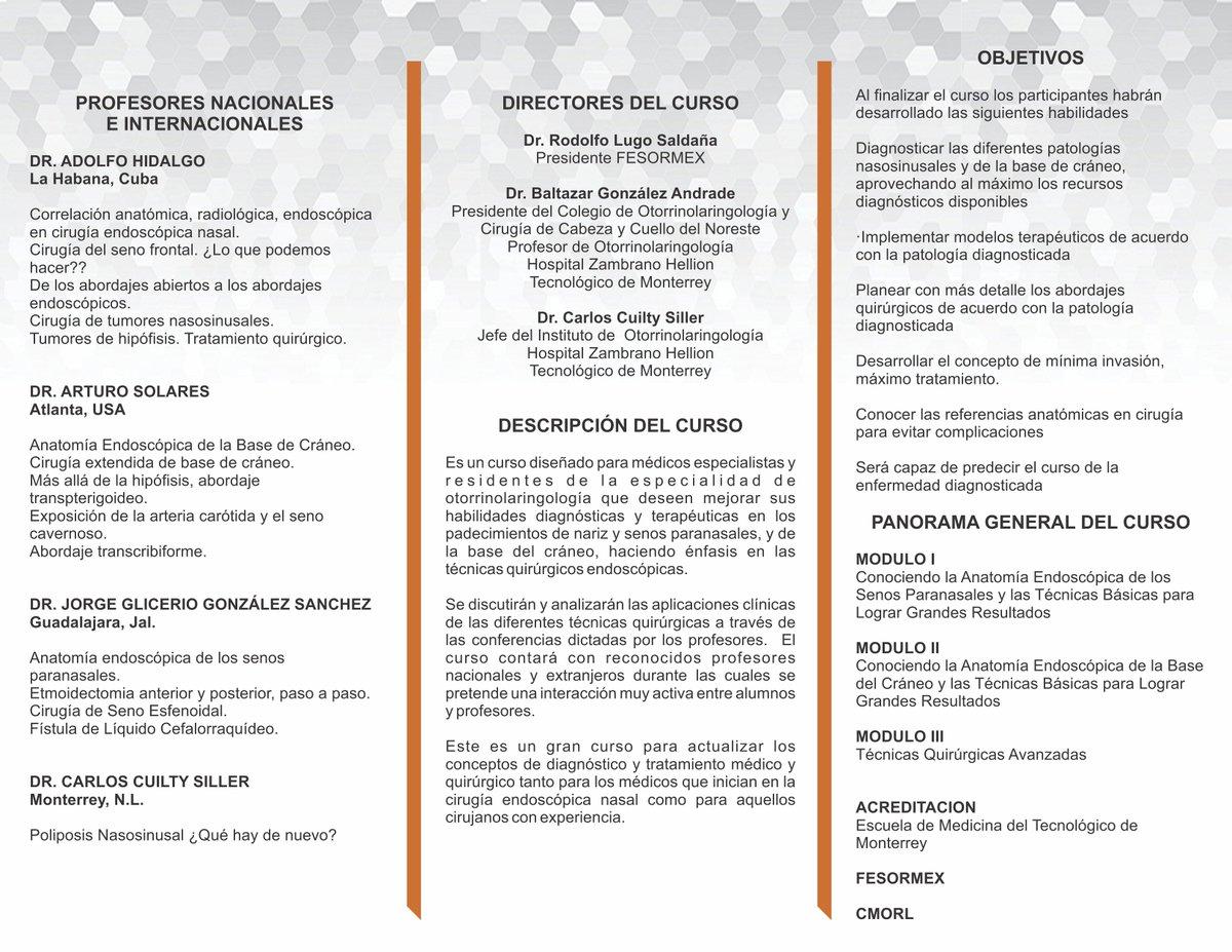 Lujo Anatomía Endoscópica De La Nariz Imagen - Anatomía de Las ...