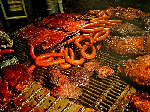 Happy #NationalBBQDay ... better known in Texas as Wednesday ... or Thursday, Friday, Saturday, Sunday, Monday, Tuesday ... <br>http://pic.twitter.com/bSHmWWlOne