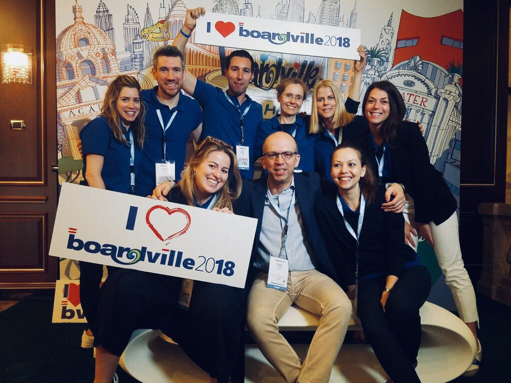 We  #boardville2018!! Fantastic event #bestteam #marketing #lakemaggiore @BOARDSoftware<br>http://pic.twitter.com/CwGMHiDeLX