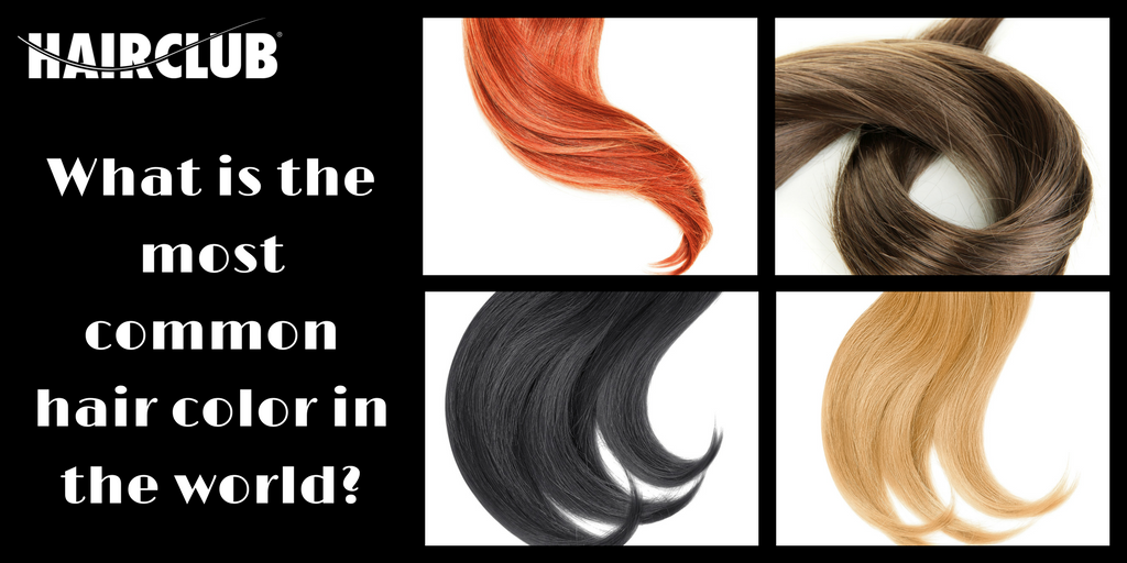 Hair Club On Twitter If You Answered Black Youre Correct Black