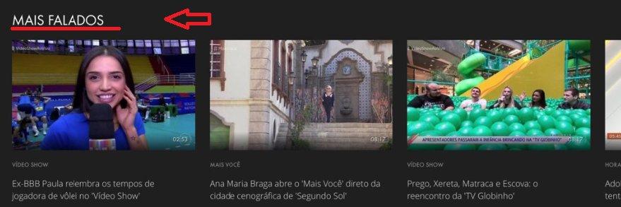 Bai(ana) 🎉's photo on PAULA AMORIM NO VIDEO SHOW