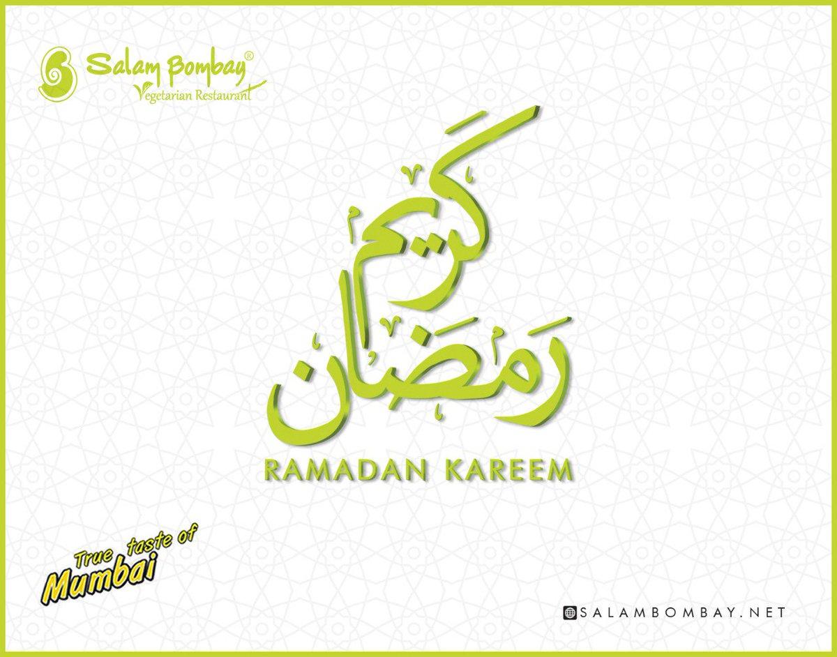 Salam Bombay Veg.'s photo on #RamadanKareem