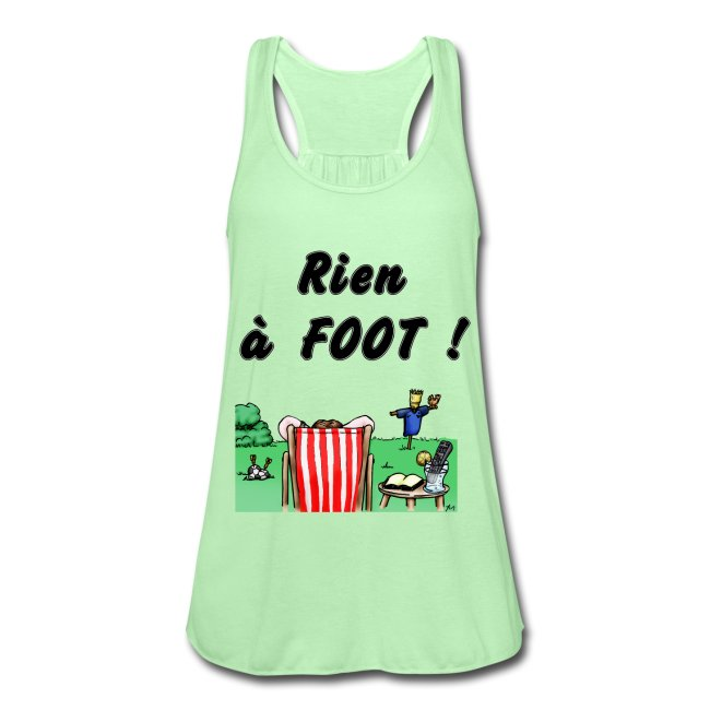 RIEN A FOOT ! Cadeau à offrir ici: https://shop.spreadshirt.fr/jeux-de-mots-francois-ville/foot#OMAtletico #Ocampos #Zambo #OMATH #Griezmann #Payet #BounaSarr #ValèreGermain #OMATL #GroupamaStadium #foot #football #punchline #parodie #slogan #humour #citation #jeuxdemots #tshirt #proverbe #expression #spreadshirt  - FestivalFocus