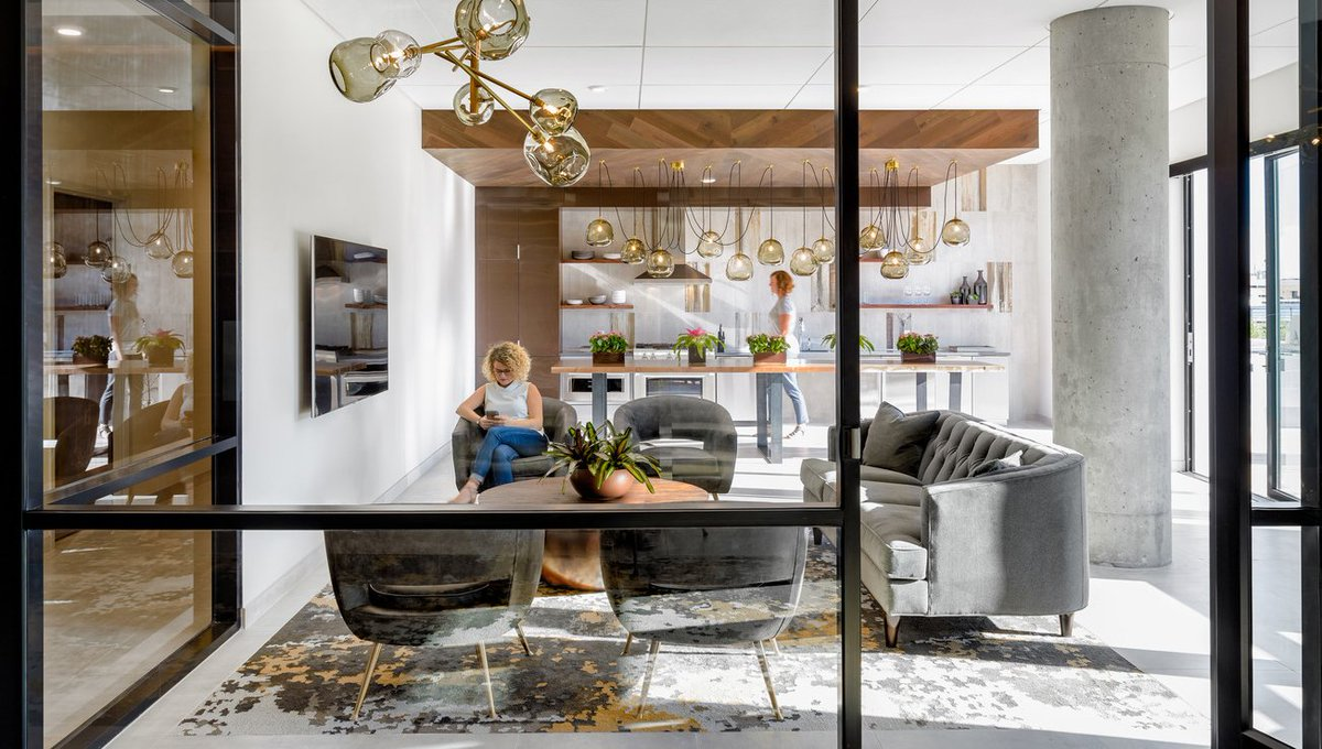 Inpatient renovation kudos to our interior designers recognized by iidawisconsin for bringing function and beauty to these four diverse projects