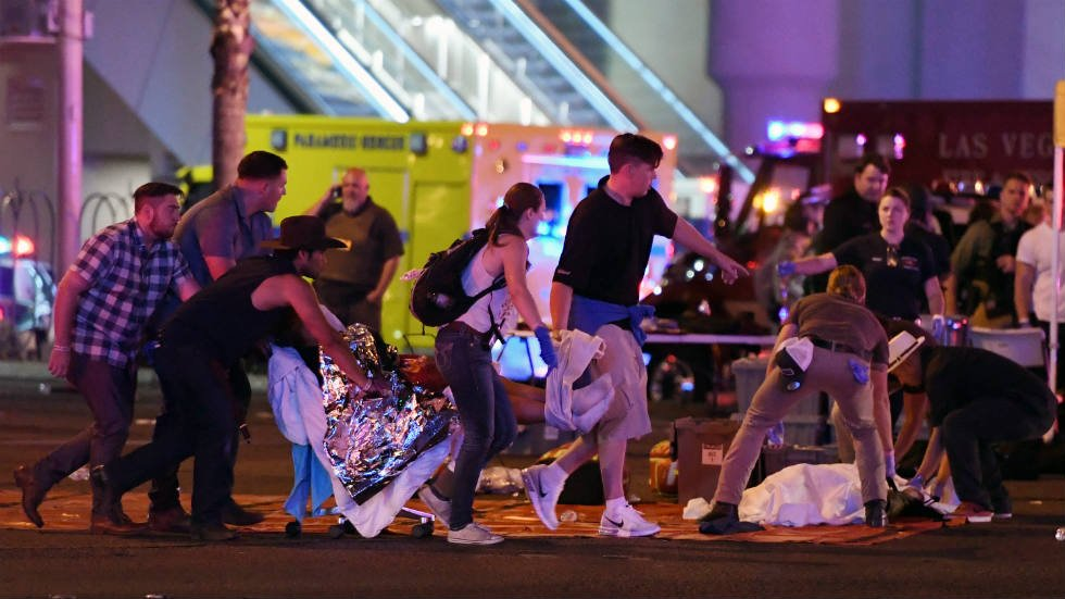 Police release eyewitness accounts of Las Vegas mass shooting https://t.co/y2KKgX0n0n https://t.co/FEjrE2K7XV
