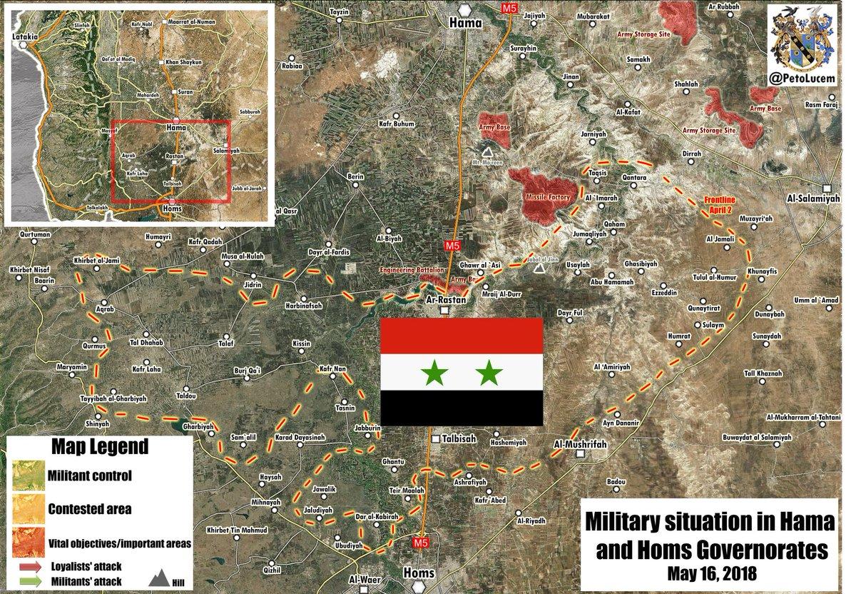 Syrian War: News #18 - Page 2 DdWT2asWAAEBtZX