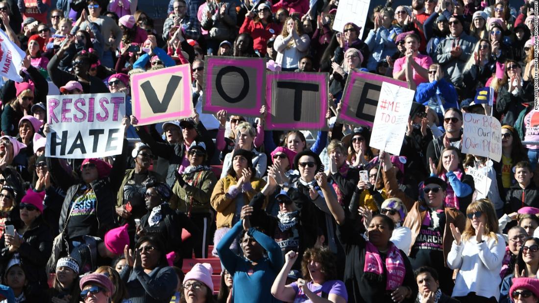 In 2018, Pennsylvania women are remixing 1992 | By Kelly Dittmar via @CNNOpinion https://t.co/c9T6kDLqfr https://t.co/QgkQt84jsK