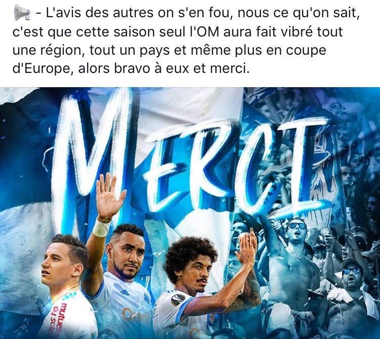 MERCI POUR TOUT L'OM  @OM_Officiel #AJamaisLesPremiers #OMATL #FinalEuropaLeague #finale #teamom   - FestivalFocus