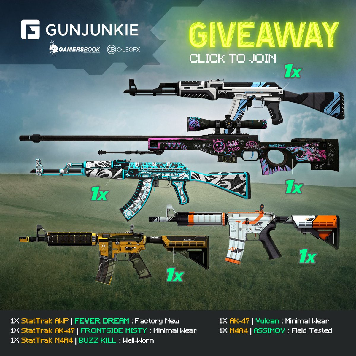 Gamersbook Com On Twitter Time For An Awesome Giveaway 1x