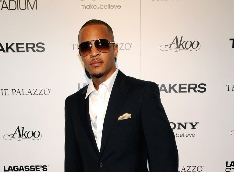 CNN Philippines's photo on Rapper T.I.