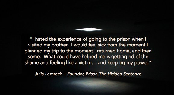 Outside Prison On Twitter Memories From My Brothers Incarceration