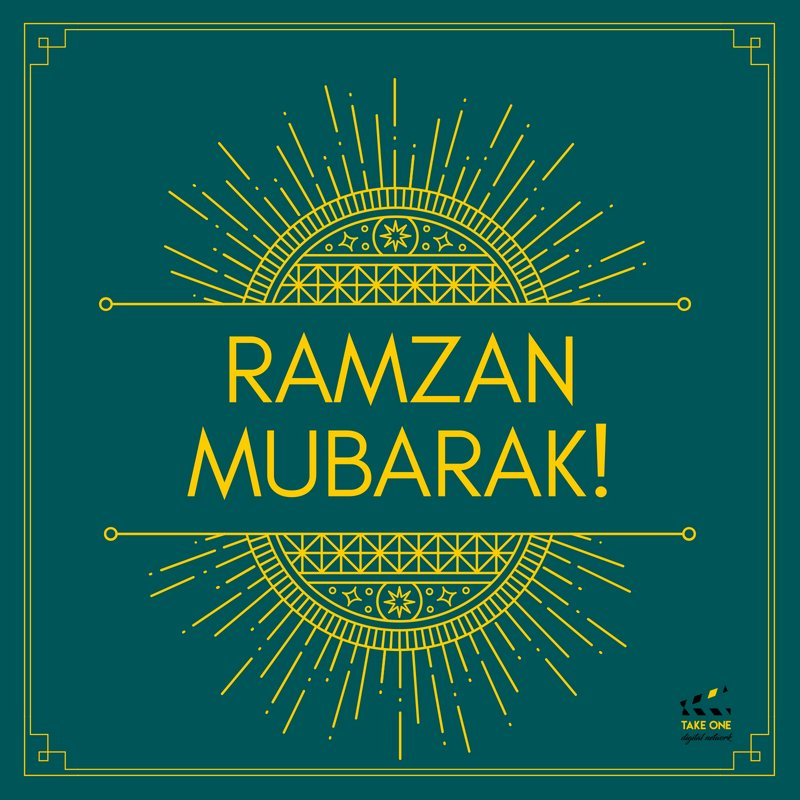 Take One Digital Network's photo on Ramadan Mubarak