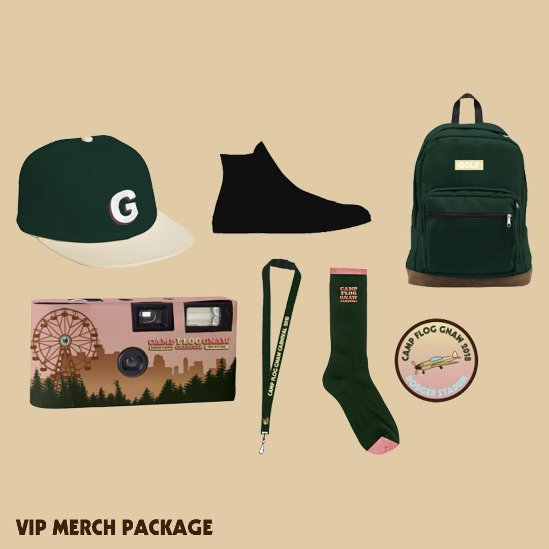 ca60d86a6f41 Camp Flog Gnaw on Twitter