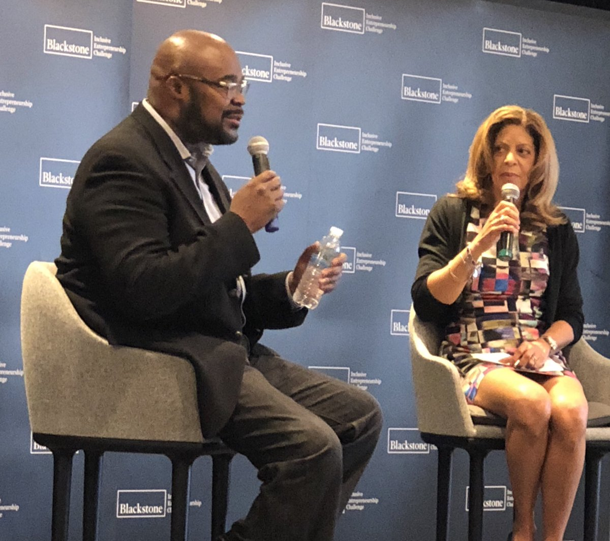 Honored to attend the 1st #IESummit &amp; show support for what @FutureFounders is built on: inclusive entrepreneurship. Let's amplify the ideas from today so Chicago continues to lead in supporting diversity. Thanks @BlackstoneEI @WorldBizChicago @ChicagoNEXT @JimmyOdom @AlyaAWoods<br>http://pic.twitter.com/1rHtBFR3WB