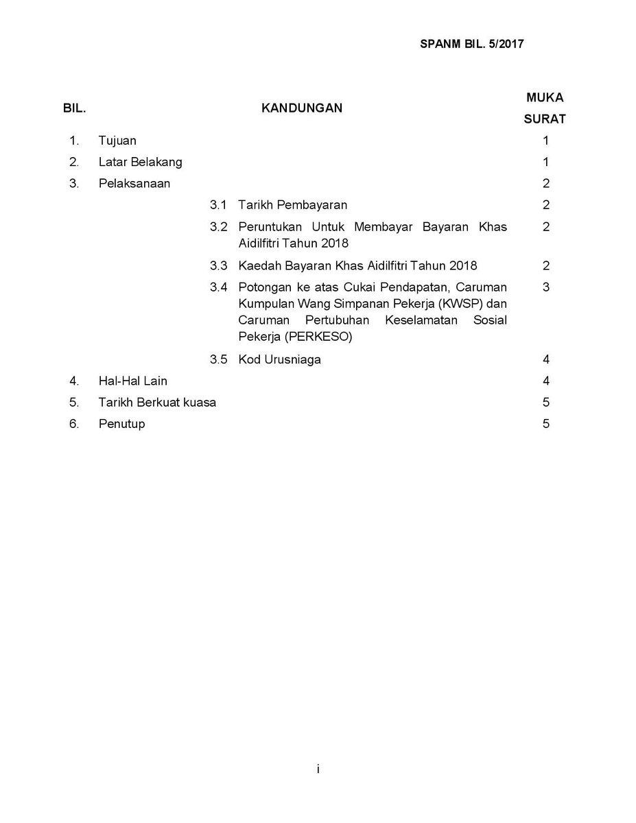 Mygcc Sur Twitter Pengumuman Mof Surat Pekeliling Akauntan Negara Malaysia Bilangan 5 Tahun 2017 Peraturan Bayaran Khas Aidilfitri Tahun 2018 Https T Co Qz3tgvrp84