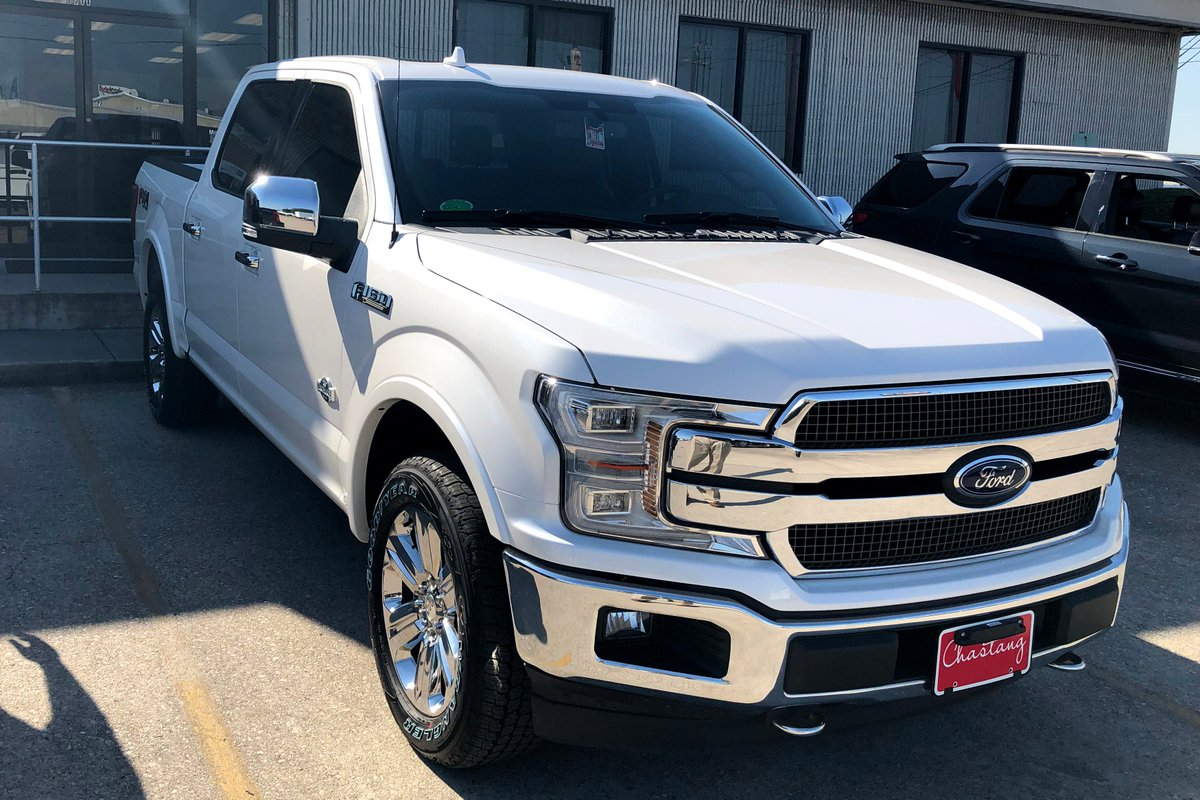 This White Platinum Model Comes Fully Loaded With The Fx Off Road Package Max Trailer Tow Package And More Check Out More Details Here
