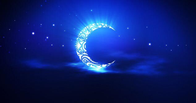 Wishing all a very happy and peaceful month of Ramadan حلول ماه مبارك رمضان به همه مباركباد!