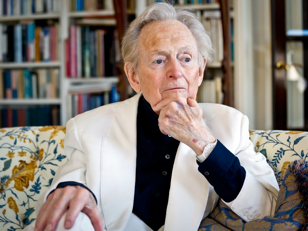 National Post's photo on Tom Wolfe