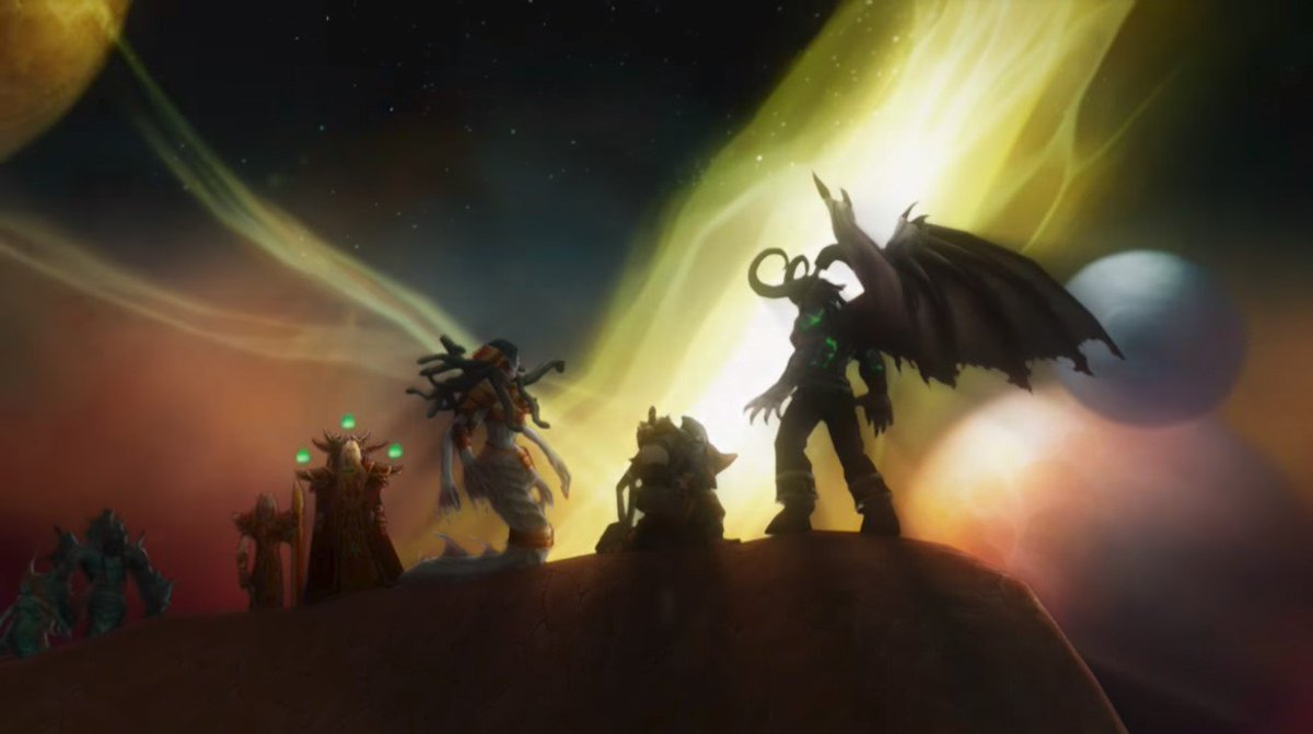 Wowhead On Twitter This Week In Wow History Escalation The Black