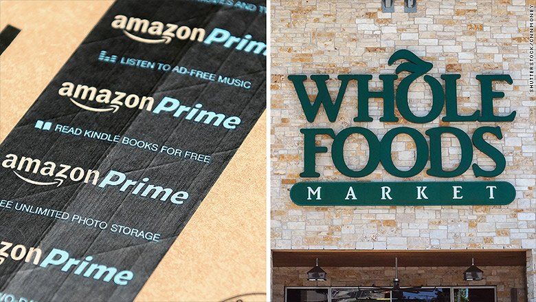 Amazon Prime members are getting an extra discount at Whole Foods https://t.co/x9GZGEHkfF https://t.co/dzFdkYppPH